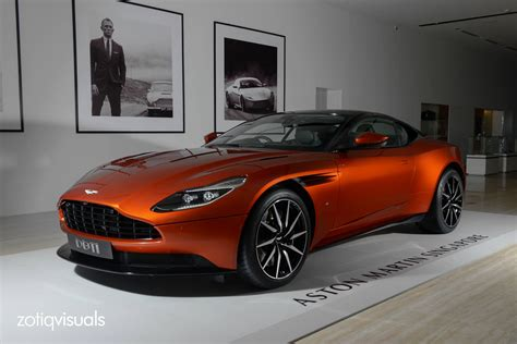 2017 Aston Martin DB11 Launched in Singapore   GTspirit