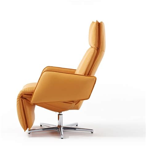 sofa custom modern leather swivel recliner with images of