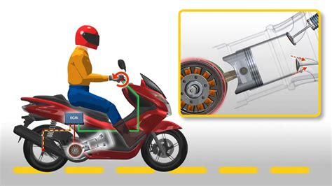 Motor Pcx honda pcx motor 2