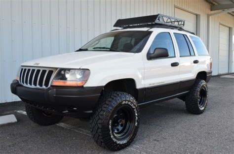 2002 Jeep Grand Lift Kit Sell Used 2002 Jeep Grand Laredo 4x4 Selec Trac