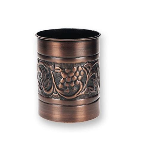 Kitchen Tool Caddy by Kitchen Tool Caddy Copper Finish In Kitchen Utensil Holders