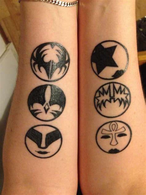tattoo ideas kiss kiss rock band tattoos google search kiss tattoos