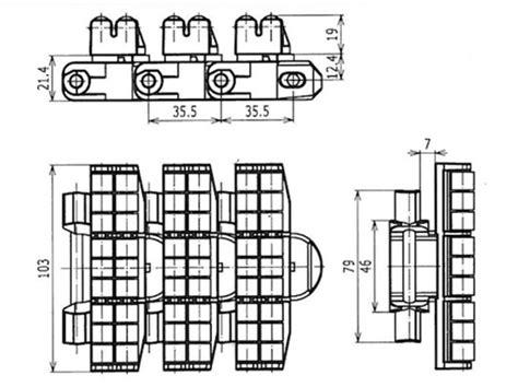 Daftar Ukuran Berat Roller jual roller top chain 7200r