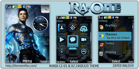themes nokia c2 residence ra one theme for nokia x2 c2 01 240 215 320 themereflex