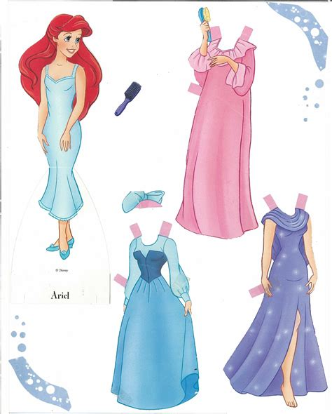 Paper Doll For - https www blank html crafts paper dolls