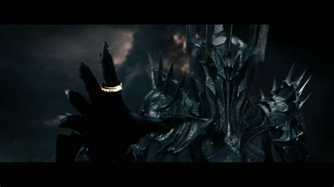lord of the rings sauron walldevil