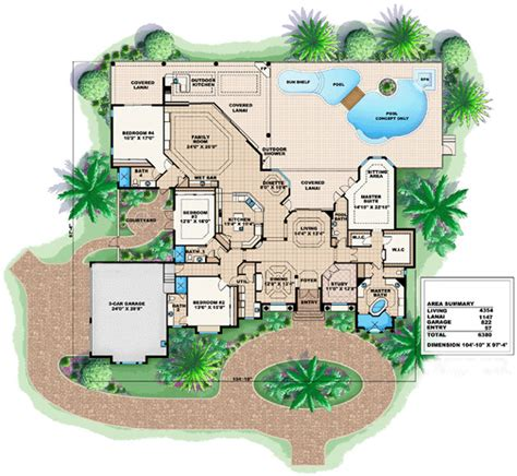 house plan 60417 at familyhomeplans