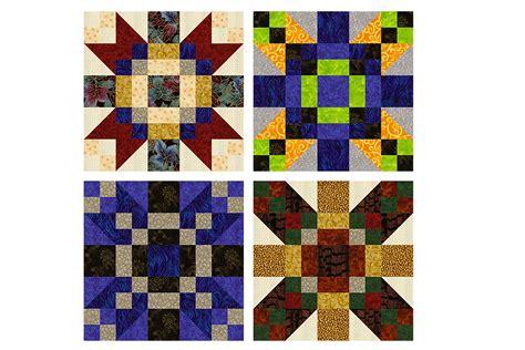 Patchwork Quilt Blocks - patchwork quilt block pattern