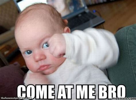 Mad Baby Meme - angry baby meme funniest pictures