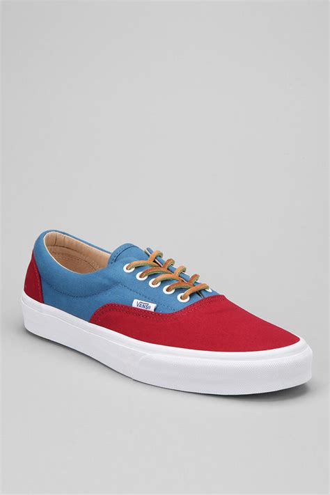 outfitters mens sneakers outfitters vans era ca brushed twill mens sneaker in
