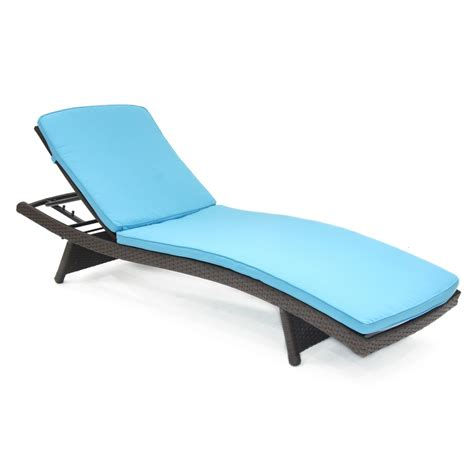 turquoise chaise turquoise chaise lounger cushion