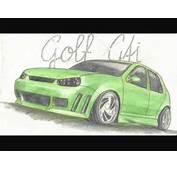 Zeichnungen V Tuning Autos Honda Audi VW  YouTube