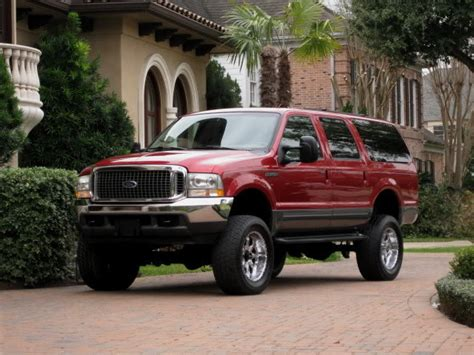 Ford Excursion 7.3 Diesel Photo Gallery #5/10