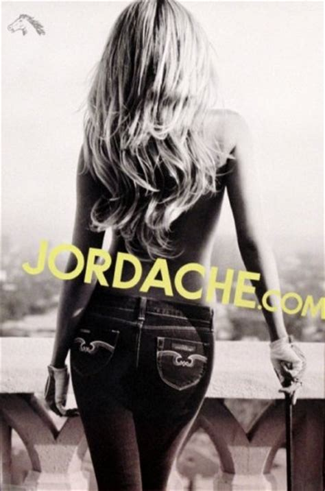 Heidi Klum By Jordache The Denim Collection 2 by Jordache Heidi Klum Original Poster Set 2 X 3