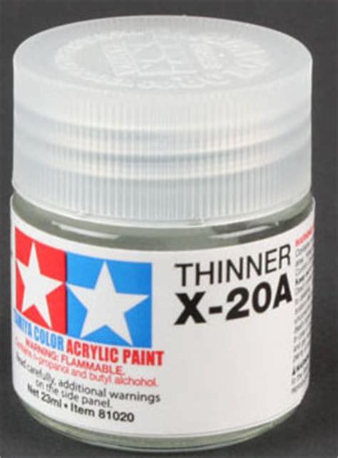 Tamiya Acrylic Thinner 46ml artistichobbies tamiya x 20a acrylic thinner 46ml