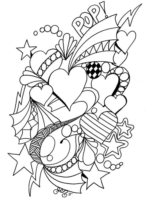 Pop by astraldreamer @ deviantART | Coloring Pages