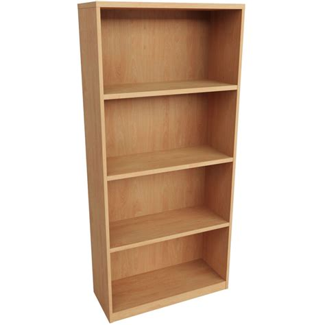 Dorset Office Furniture Seating Desks Reception 2 Shelf Bookcase With Doors