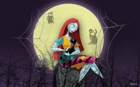 wallpaper nightmare before christmas jack and sally the nightmare before christmas wallpapers wallpaper cave