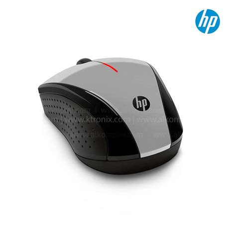 Mouse Hp X3000 mouse hp inal 225 mbrico 211 ptico x3000 gris ktronix tienda