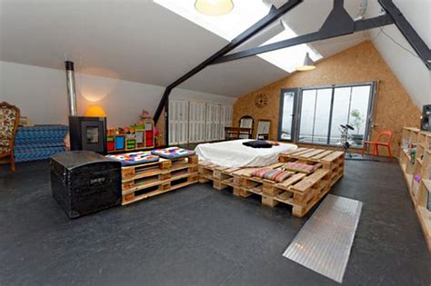 Creative Diy Bed Frames 20 Brilliant Wooden Pallet Bed Frame Ideas For Your House