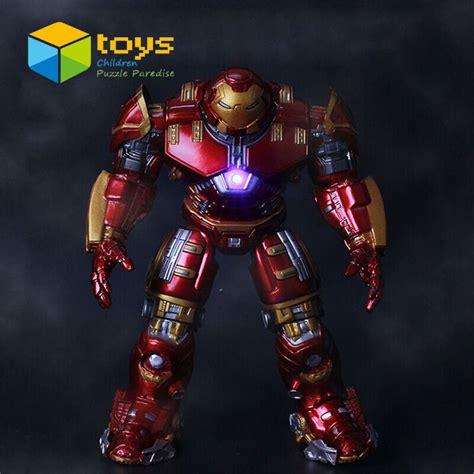 Robot Iron 3 Diskon figure toys robot metal version iron