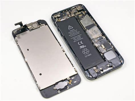 iphone 4s innen ifixit zerlegt das iphone 5 nur eine stunde nach verkaufsstart