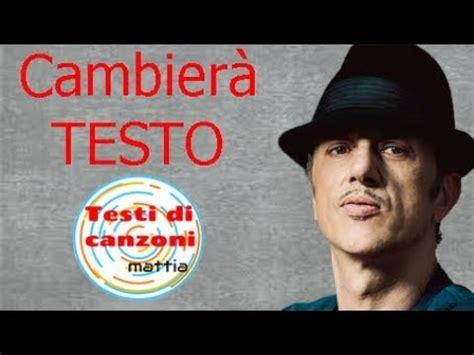 testo neffa neffa cambier 224 testo in italiano