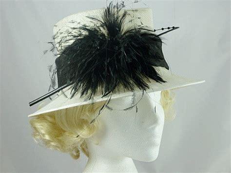 Wedding Hair Accessories Lewis by Fascinators 4 Weddings Lewis Black And White