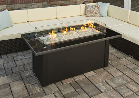 Gas Fire Pit Table Grand Colonial Dining Fire Pit Table Gas Firepit Tables