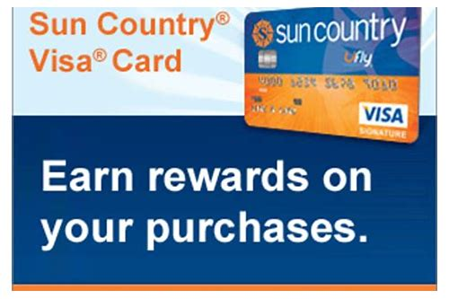 sun country discount coupon