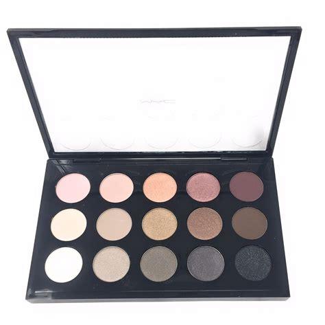 Eyeshadow X15 Warm Neutral Mac mac palette eyeshadow x15 warm neutral