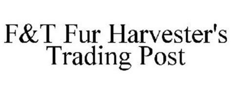 f&t fur harvester's trading post trademark of inglis farms