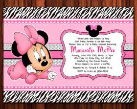 minnie mouse baby shower invitations templates minnie mouse baby shower invitations templates ideas