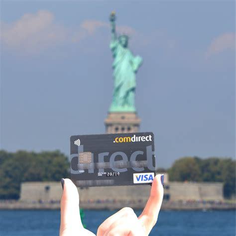 usa reise ohne kreditkarte usa kreditkarte
