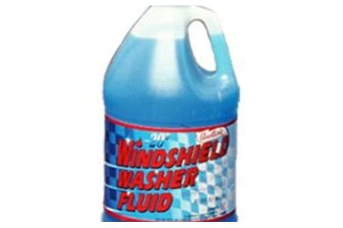 washer fluid deals