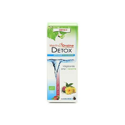 Ortis Detox by Ortis Mtd Detox Hallon Tranb 228 R 250ml Utrensning Mage