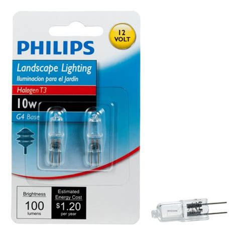 Lu Philips 80 Watt compare price to phillips landscape light bulbs