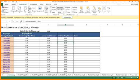 6 Rent Ledger Excel Spreadsheet Ledger Review Rent Collection Spreadsheet Template
