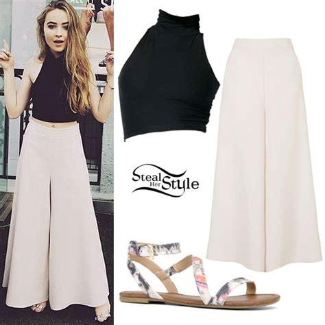Black Sabrina Top sabrina carpenter clothes style