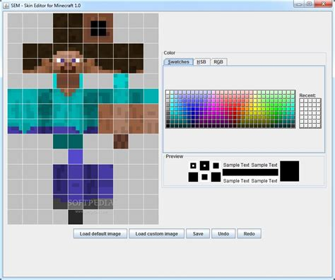 Skin Ide sem skin editor for minecraft
