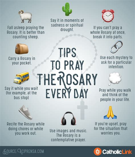how to pray with prayer how to pray the rosary the ultimate visual guide