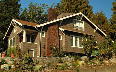 phinney ridge arts and crafts seattle exterior painting step up painting