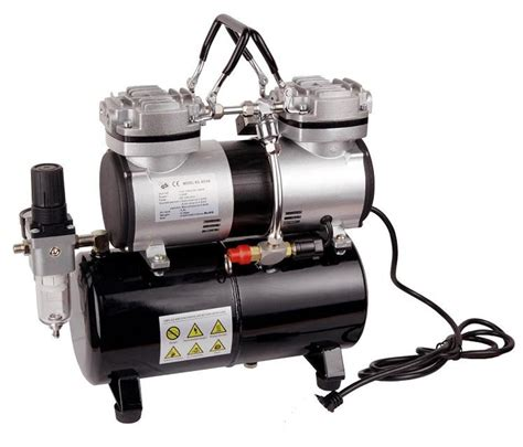 Kompresor Jetman 3 4 Hp airbrush kompressor zweizylinderkompressor as 196