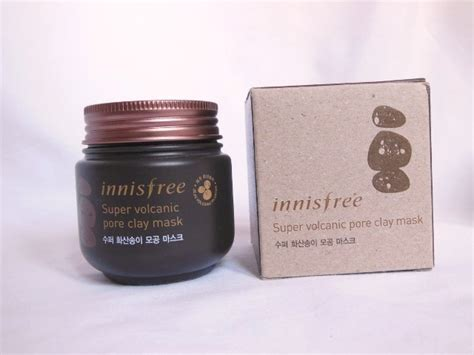Volcanic Clay Detox Reviews by Cleanse Skin With Innisfree Volcanic Pore Clay