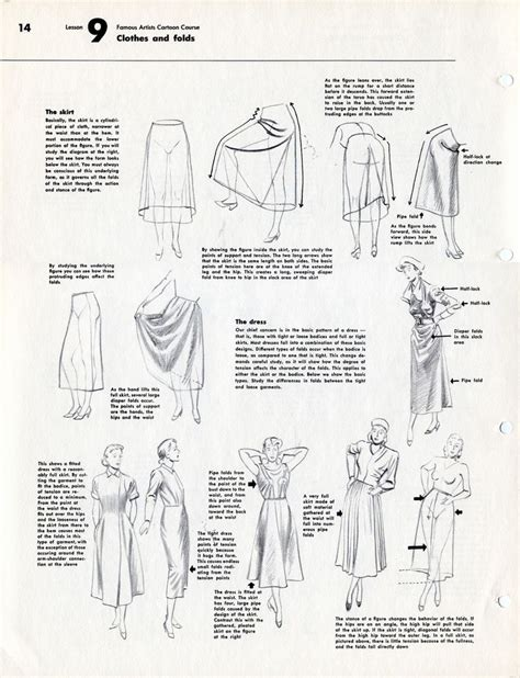 pattern drafting lesson plans character and creature design notes famous artist s