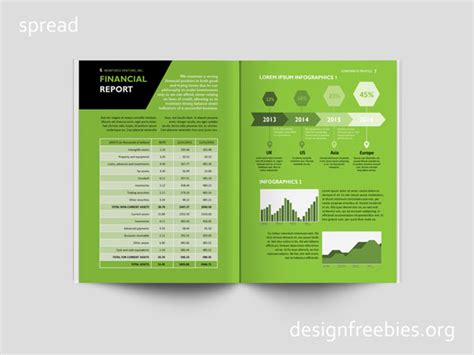 company profile indesign template free black and green company profile indesign template