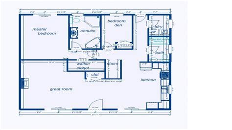 open floor plan blueprints blueprint house sle floor plan blueprints for houses
