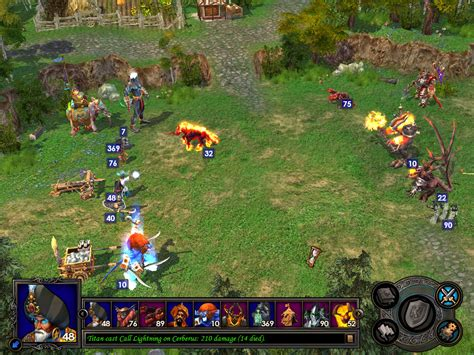 Of And Magic heroes of might and magic v bomb