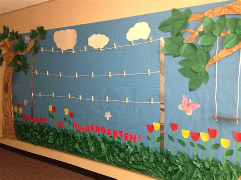 garden decoration for classroom garden theme bulletin board i the clothesline to