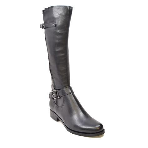 solemani avigial casual x slim 12 13 calf black leather